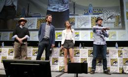 photo 46/55 - Matt Reeves, Jason Clarke, Keri Russell, Andy Serkis - Comic Con 2013 - La Planète des singes : l'Affrontement - © 20th Century Fox