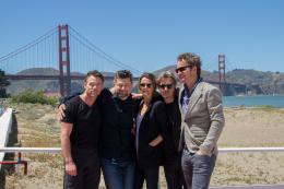 photo 35/55 - Andy Serkis, Keri Russell, Gary Oldman, Jason Clarke - Avant-première à San Francisco - La Planète des singes : l'Affrontement - © 20th Century Fox