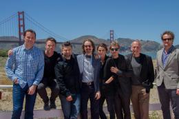 Matt Reeves La Planète des singes : l'affrontement - Avant-première à San Francisco photo 3 sur 10