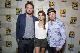 photo 44/55 - Jason Clarke, Keri Russell, Andy Serkis - Comic Con 2013 - La Planète des singes : l'Affrontement - © 20th Century Fox