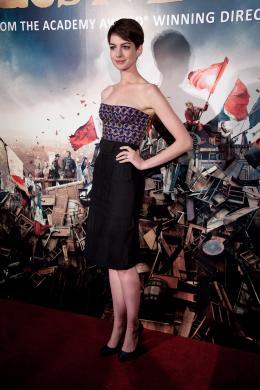 photo 51/85 - Anne Hathaway-Avant-première du film Les Misérables à Londres - Les Misérables - © Universal Pictures International France