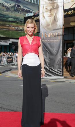 photo 140/221 - Cate Blanchett - Le Hobbit : un voyage inattendu - © Warner Bros