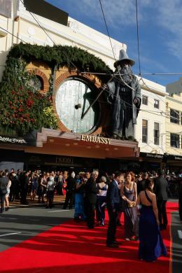photo 139/221 - Avant-premi�re mondiale de Le Hobbit : un voyage inattendu - Le Hobbit : un voyage inattendu - © Warner Bros