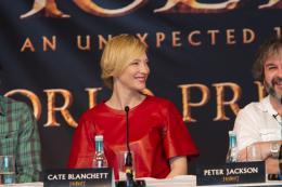 photo 199/221 - Cate Blanchett - Le Hobbit : un voyage inattendu - © Warner Bros