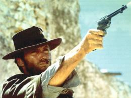 Et pour quelques dollars de plus Clint Eastwood photo 9 sur 9