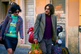 photo 4/12 - Federica Victoria Caiozzo et Luca Marinelli - Chaque jour que Dieu fait - © Bellissima Films