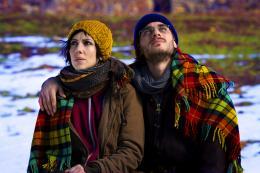 photo 9/12 - Federica Victoria Caiozzo et Luca Marinelli - Chaque jour que Dieu fait - © Bellissima Films