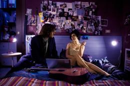 photo 5/12 - Luca Marinelli et  Federica Victoria Caiozzo - Chaque jour que Dieu fait - © Bellissima Films