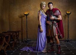 photo 1/10 - Craig Parker, Viva Bianca - Spartacus - Vengeance : Saison 2 - © Fox Pathé Europa (FPE)
