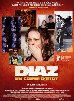 photo 6/6 - Diaz - © Le pacte