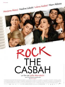 photo 7/13 - Affiche - Rock the casbah - © Path� Distribution