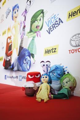 photo 34/111 - Avant-première à Paris - Vice-Versa - © Walt Disney Studios Motion Pictures France