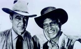 photo 3/5 - Gary Cooper, Burt Lancaster - Vera Cruz - © Swashbuckler Films