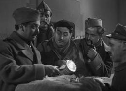 photo 6/12 - Marcel Dalio, Jean Dasté, Pierre Fresnay - La Grande illusion - © Carlotta Films