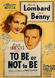 photo 5/5 - Affiche américaine - To Be or not to be