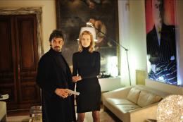 photo 3/8 - Luca Argentero, Eva Herzigova - Cha Cha Cha - © Bellissima Films