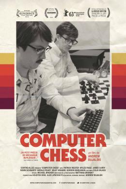 photo 11/11 - Computer Chess - © Contre Allée Distribution