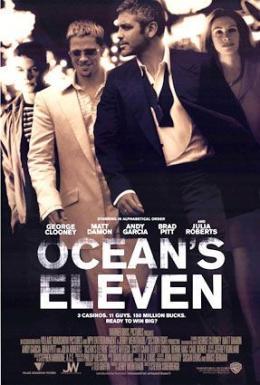 photo 11/13 - Ocean's Eleven - © Warner Home Vidéo