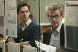 Le Cinquième Pouvoir Dan Stevens, Peter Capaldi photo 5 sur 46