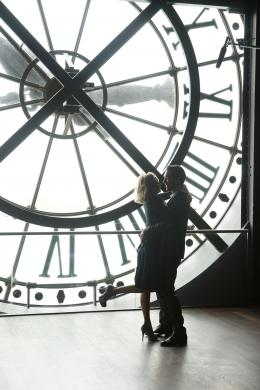 photo 10/21 - Ludivine Sagnier, Nicolas Bedos - Amour et turbulences - © Universal Pictures International France
