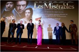 photo 84/85 - L'équipe du film - Avant-première parisienne des Misérables - Les Misérables - © Universal Pictures International France