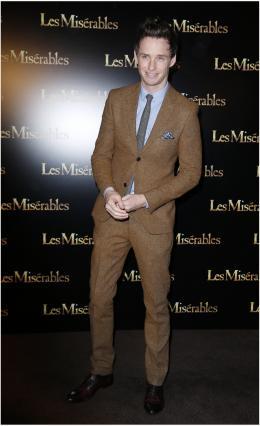 photo 74/85 - Eddie Redmayne - Avant-première parisienne des Misérables - Les Misérables - © Universal Pictures International France