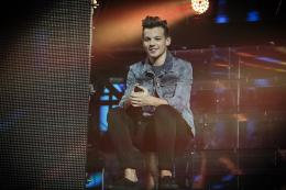 photo 6/13 - Louis Tomlinson - One Direction, this is us - © Sony Pictures
