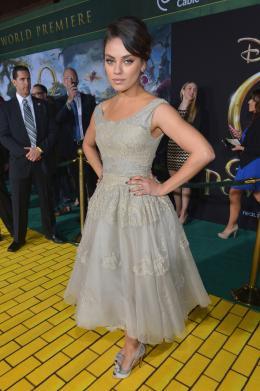 photo 56/81 - Mila Kunis - Avant-première américaine du film Le Monde Fantastique d'Oz - Le Monde Fantastique d'Oz - © Walt Disney Studios Motion Pictures France