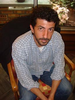 Alberto Rodriguez Rencontre pour les 7 Vierges <i>(Paris, Mars 2008)</i> photo 2 sur 3