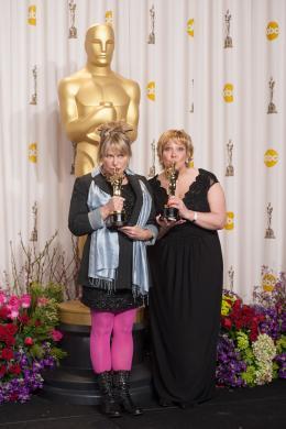 Julie Dartnell 85ème Cérémonie des Oscars 2013 photo 1 sur 1