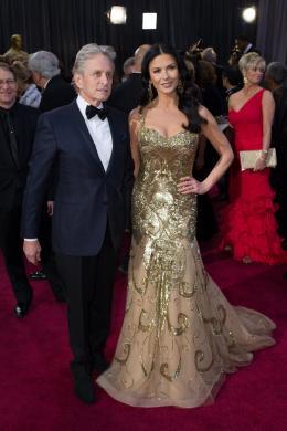 Catherine Zeta-Jones 85�me C�r�monie des Oscars 2013 photo 7 sur 58