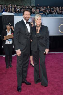 Deborra-lee Furness 85�me C�r�monie des Oscars 2013 photo 2 sur 2