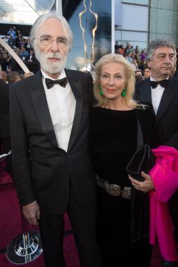 Michael Haneke 85ème Cérémonie des Oscars 2013 photo 1 sur 11
