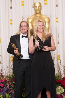 Per Hallberg 85�me C�r�monie des Oscars 2013 photo 1 sur 3