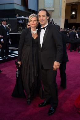 Alexandre Desplat 85ème Cérémonie des Oscars 2013 photo 9 sur 26