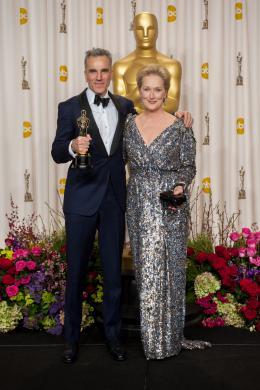 Daniel Day-Lewis 85ème Cérémonie des Oscars 2013 photo 4 sur 126