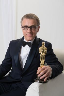 85ème Cérémonie des Oscars 2013 Christoph Waltz - 85ème Cérémonie des Oscars 2013 photo 8 sur 108
