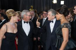 Grace Hightower 85�me C�r�monie des Oscars 2013 photo 2 sur 2