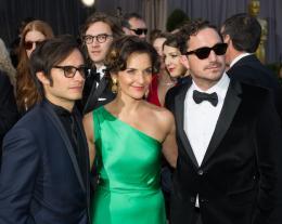 Pablo Larrain 85�me C�r�monie des Oscars 2013 photo 2 sur 8