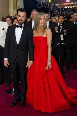 Justin Theroux 85ème Cérémonie des Oscars 2013 photo 7 sur 23