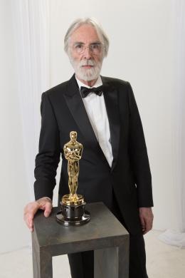 Michael Haneke 85ème Cérémonie des Oscars 2013 photo 2 sur 11