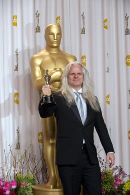 Claudio Miranda 85�me C�r�monie des Oscars 2013 photo 1 sur 1
