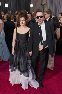 Tim Burton 85ème Cérémonie des Oscars 2013 photo 6 sur 150