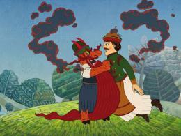 photo 6/11 - Le Petit roi - Le Petit roi et autres contes - © Cinema Public Films