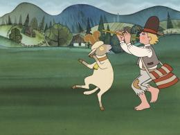 photo 4/11 - Le Joueur de flûte - Le Petit roi et autres contes - © Cinema Public Films