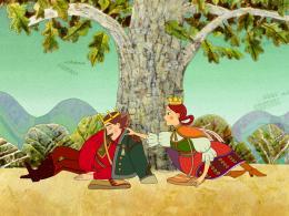 photo 8/11 - Le Veau d'or - Le Petit roi et autres contes - © Cinema Public Films