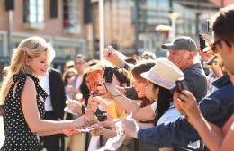 photo 57/208 - Avant-première du film Légendes Vivantes à Sydney - Kirsten Dunst - © Paramount