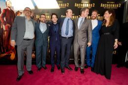 Légendes Vivantes Kristen Wiig, Will Ferrell, Steve Carell, David Koechner, Paul Rudd- Avant-première du film Légendes Vivantes à Sydney photo 9 sur 47