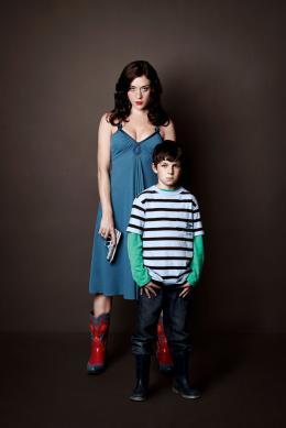 photo 5/7 - Chloë Sevigny et Jorden Bennie - Hit and Miss - Saison 1 - © Sky Atlantic / Red Production