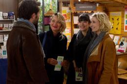 photo 1/19 - Julie Ferrier, Mélanie Doutey, Alexandra Lamy - Jamais le premier soir - © EuropaCorp Distribution
